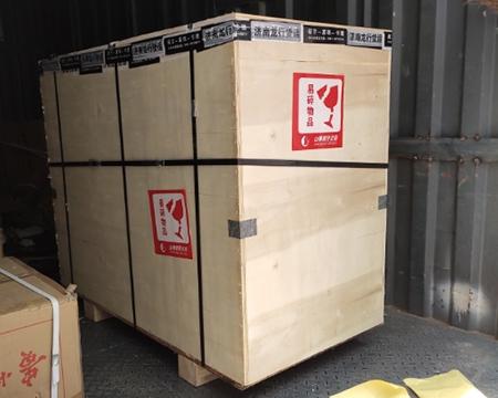 济南机场货运木箱包装