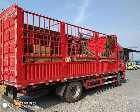 济南到陕西榆林整车运输